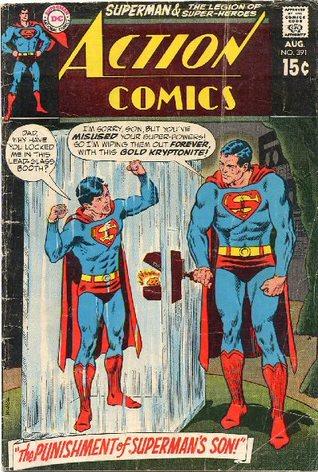 Action Comics (1938-2011) #391
