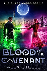 Blood of the Covenant (The Chaos Mages, #2)