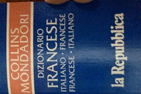 Italiano Francese Francais Italien Dictionary
