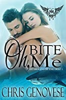 Oh, Bite Me (Paranormal Dating Agency; Guardians of the Deep, #1)