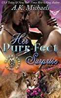 Her Purr-fect Surprise (Paranormal Dating Agency; Silver Streak Wolf Pack Book 1)