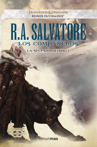 portada de la novela de fantasía Los compañeros