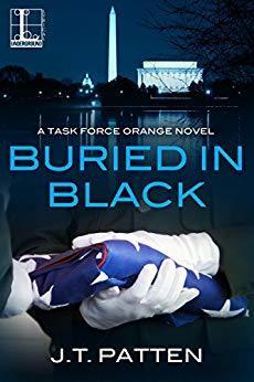 Buried in Black by J.T. Patten