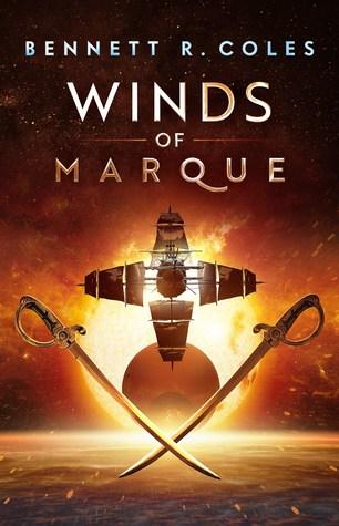Winds of Marque (Blackwood & Virtue, #1)