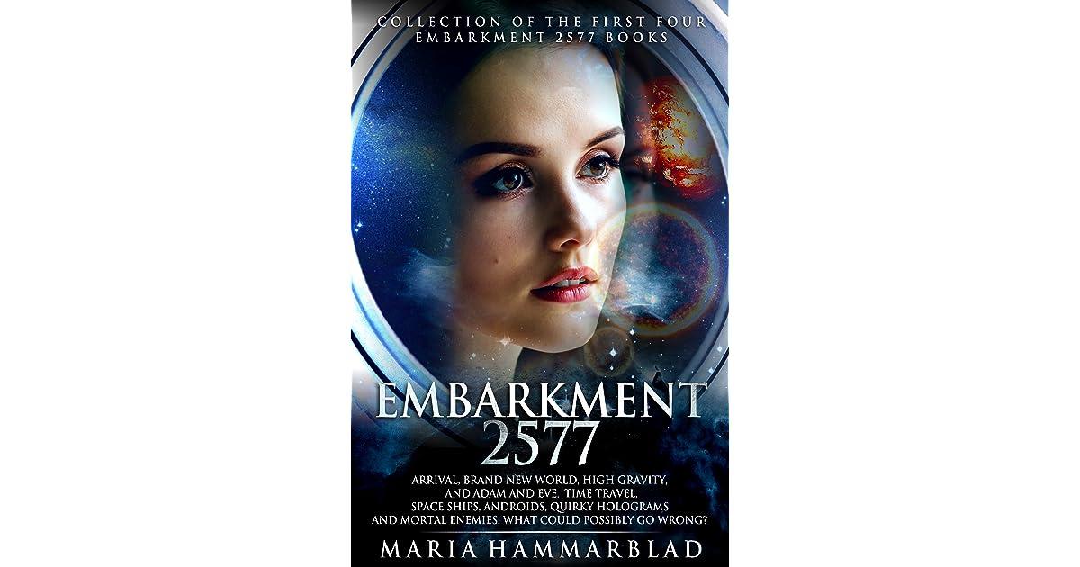 Brand New World (Embarkment 2577 Book 1)