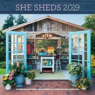 She Sheds 2019 by Erika Kotite