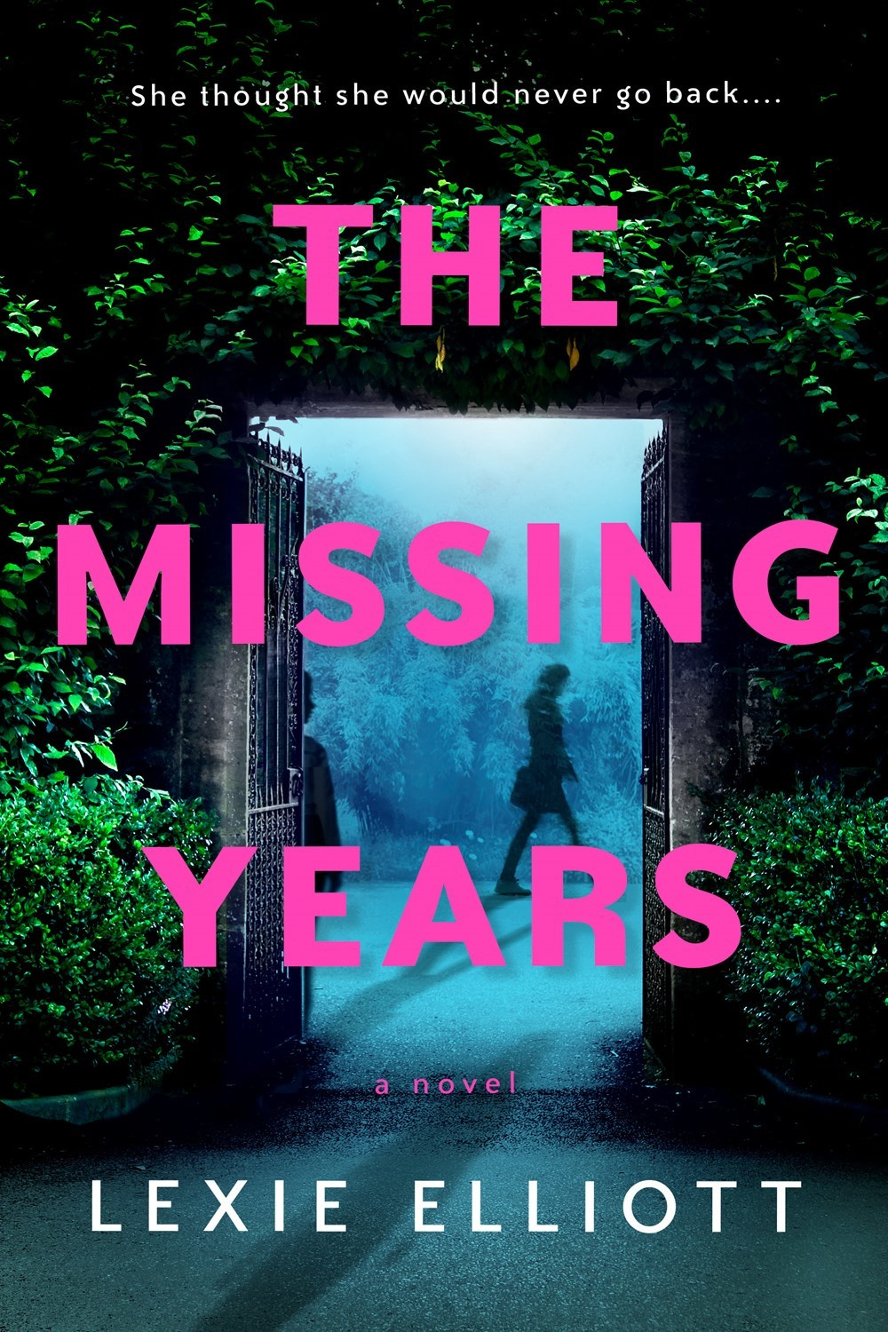 The Missing Years