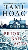 Prior Bad Acts (Kovac/Liska, #3)