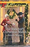 The Rancher's Christmas Match (Mercy Ranch #2)