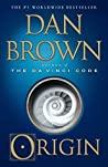 Book cover for Origin (Robert Langdon, #5)