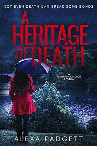 A Heritage of Death (Reverend Cici Gurule Mysteries, #3)