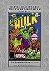 Marvel Masterworks: The Incredible Hulk, Vol. 12