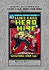 Marvel Masterworks: Luke Cage, Hero For Hire, Vol. 1