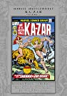 Marvel Masterworks: Ka-Zar, Vol. 2