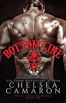Bottom Line (Devil's Due MC, #6)
