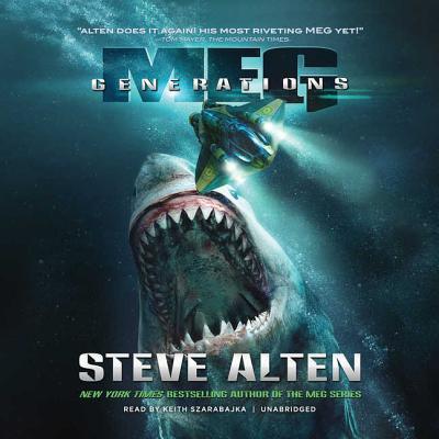 Generations (MEG #6) by Steve Alten