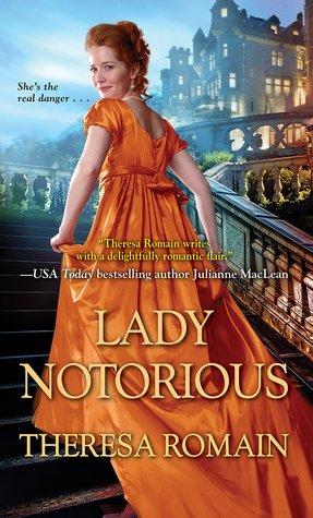 Lady Notorious (Royal Rewards, #4)