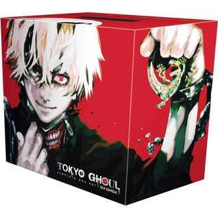 Tokyo Ghoul re Bonus Illustration card Hinami Sui Ishida Anime