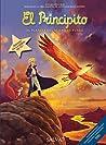 El Principito, 2. El Planeta del Pájaro de Fuego (Castellano - Salvat - Comic - A. De Saint-Exupéry)