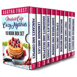 The Peridale Cafe Series: 10 Book Box Set (Peridale Cafe Mystery #1-10)