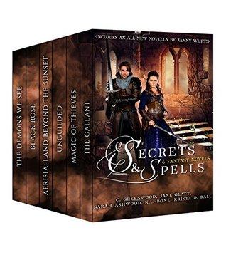 Secrets & Spells: 6 Fantasy Novels by Janny Wurts
