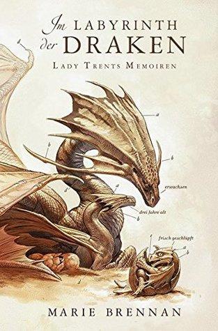 Im Labyrinth der Draken (Lady Trents Memoiren, #4)