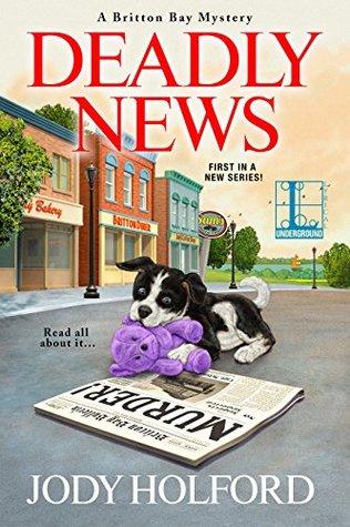 Deadly News (Britton Bay #1)