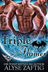 Triple Flames (Paranormal Dating Agency)