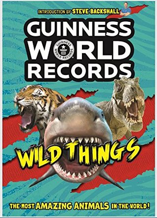 GWR 2019 Amazing Animals: Wild Things
