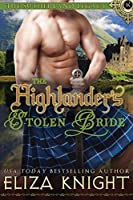 The Highlander's Stolen Bride (The Sutherland Legacy #2)