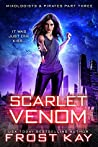 Scarlet Venom (Mixologists and Pirates #3)