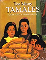 Too Many Tamales Small Book