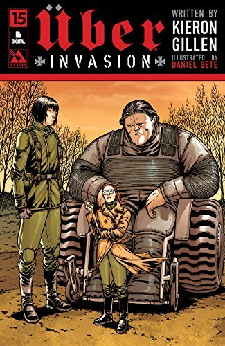 Uber: Invasion #15
