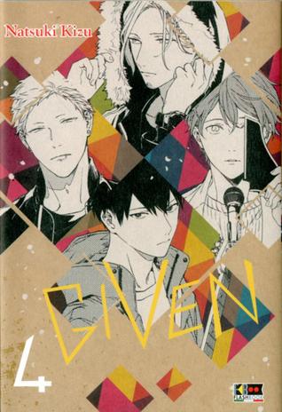 Given Vol 4 By Natsuki Kizu