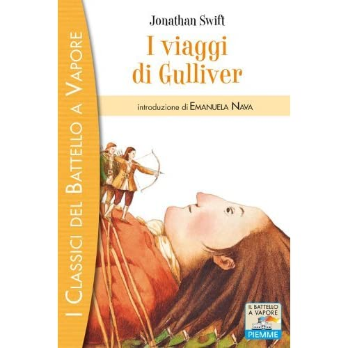 I viaggi di gulliver by jonathan swift