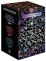Box - Corte De Espinhos e Rosas - 3 Volumes (Em Portugues do Brasil)