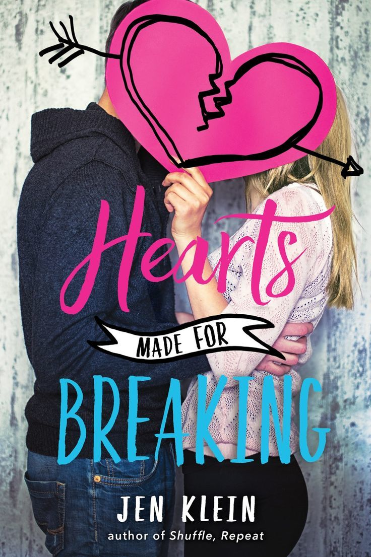Klein, Jen - Hearts Made for Breaking