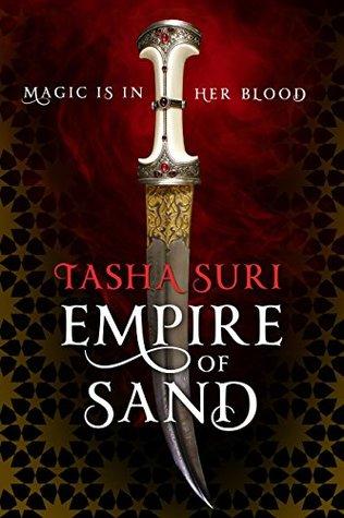 Empire of Sand (The Books of Ambha, #1)