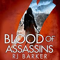 Blood of Assassins (The Wounded Kingdom #2)