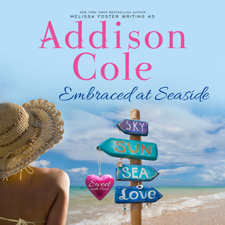 Embraced at Seaside Audiobook (Sweet with Heat: Seaside Summers)