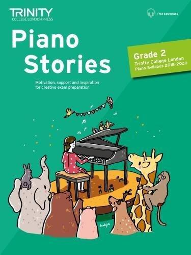 Trinity Piano Stories Grade 2  by  Various