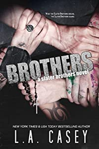 Brothers (Slater Brothers, #6)