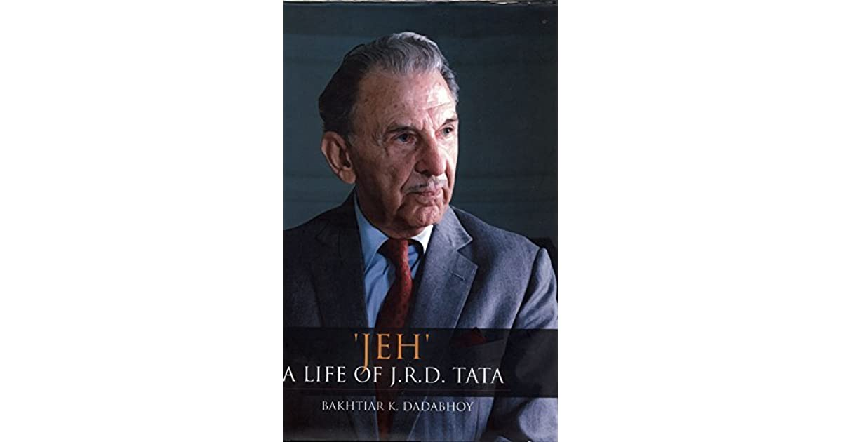 jrd tata autobiography