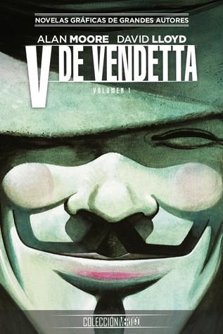 V de Vendetta, Volumen 1 by Alan Moore