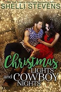 Christmas Lights and Cowboy Nights (Marshall Ranch, #3)