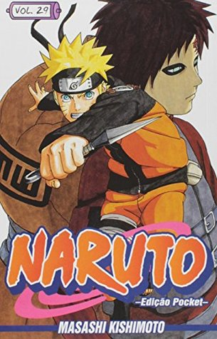 Naruto Pocket - Volume 29