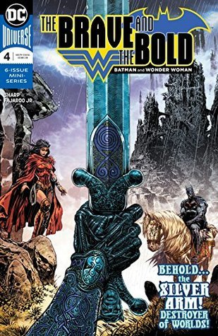The Brave and the Bold: Batman and Wonder Woman (2018-) #4