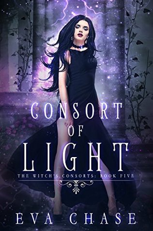 Consort of Light (The Witch's Consorts, #5)