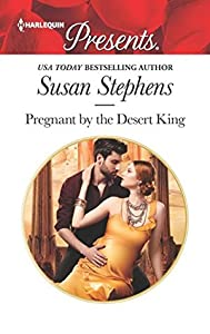 Pregnant by the Desert King