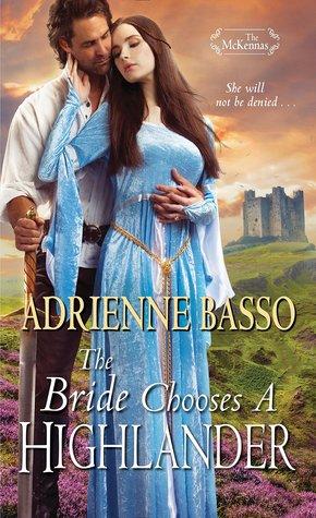 The Bride Chooses a Highlander (The McKennas, #3)
